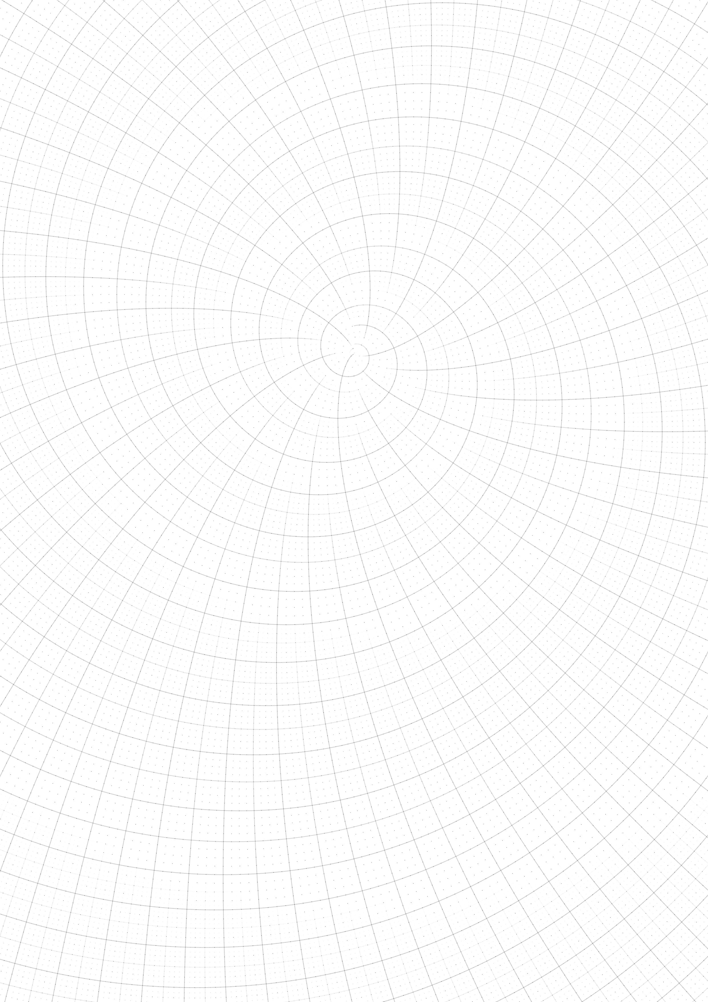 log polar graph paper mathr