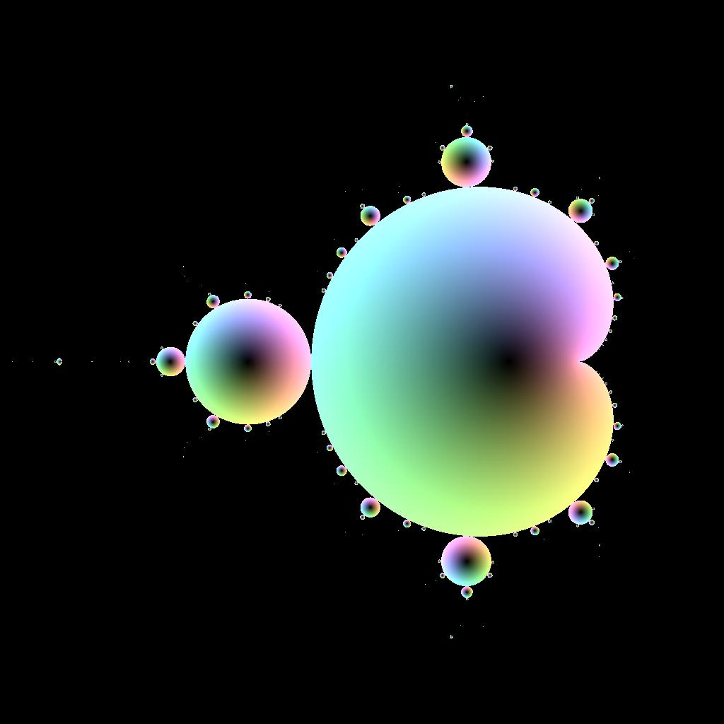 mandelbrot fractal algorithm